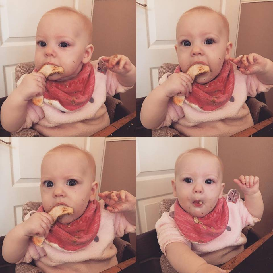 How We Made Baby-Led Weaning Work For Us!