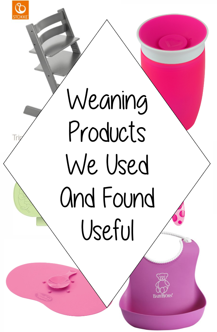 Weaning products