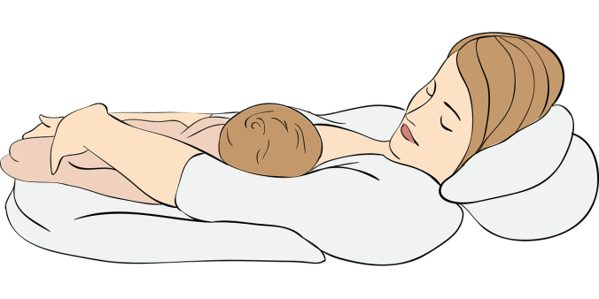 Breastfeeding Positions - Ivy and I Blog - Discussion