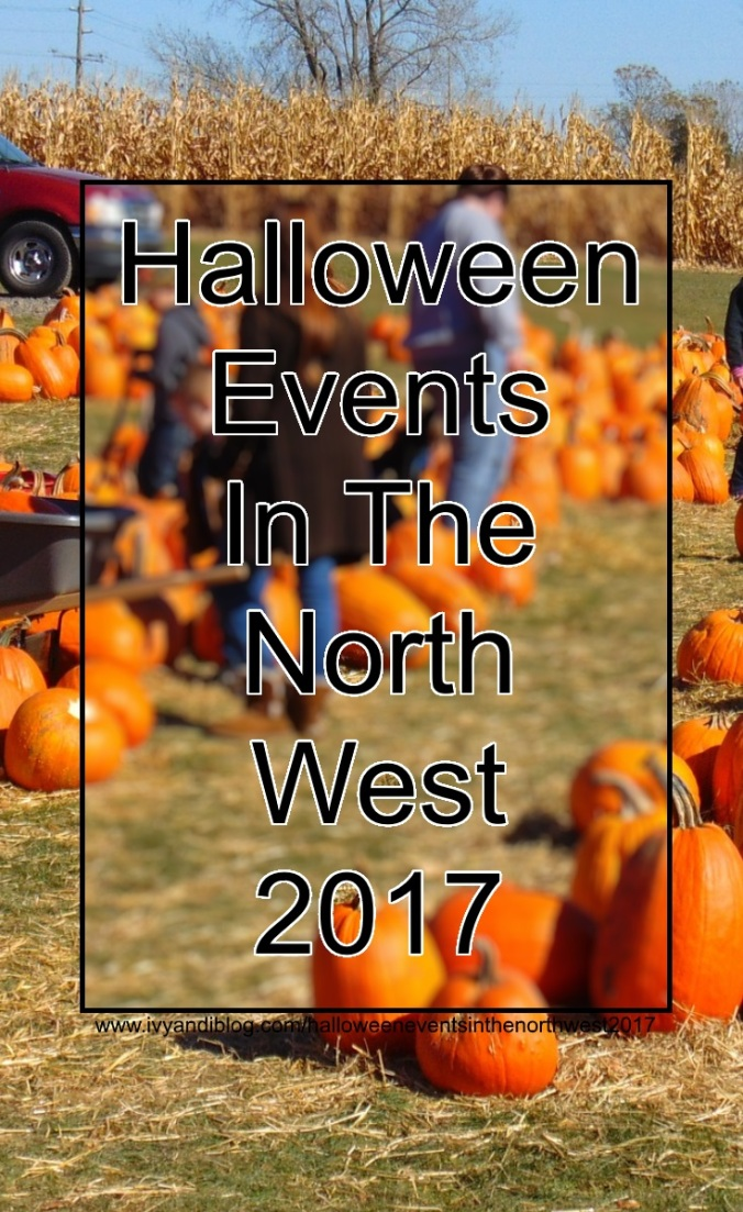 Halloween Events In The North West 2017